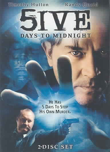 5IVE DAYS TO MIDNIGHT BY HUTTON,TIMOTHY (DVD)