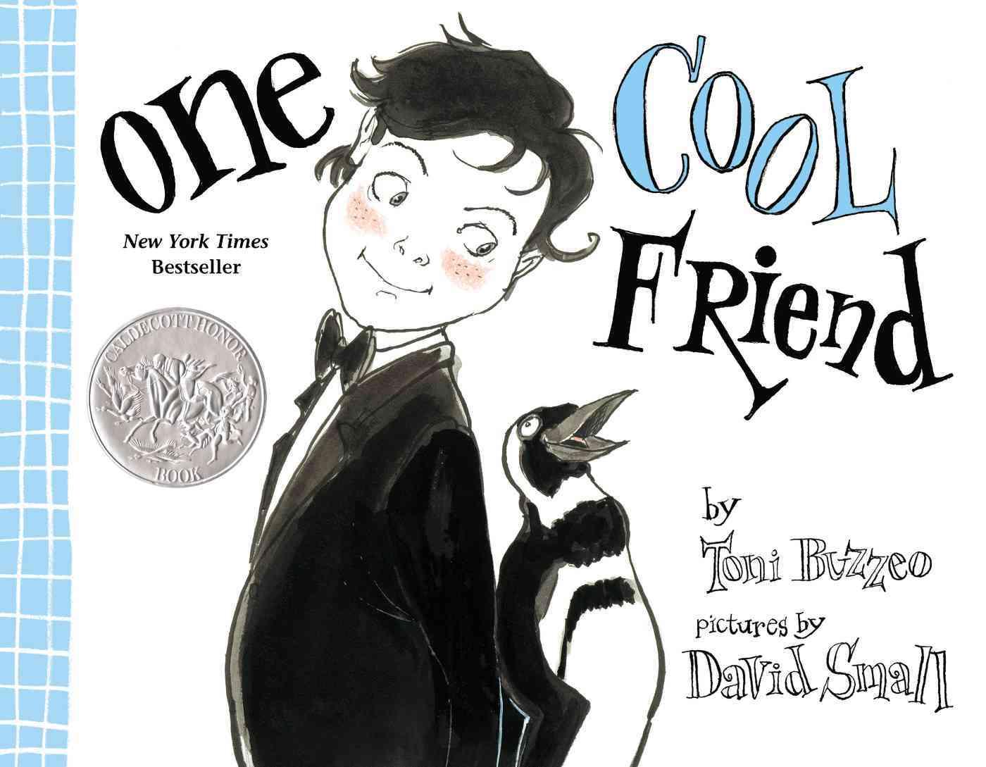 One Cool Friend By Buzzeo, Toni/ Small, David (ILT)